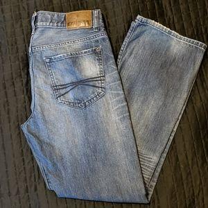 Express Kingston bootcut jeans